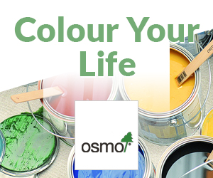 Colour Your Life with OSMO!