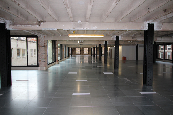 UFAC at 20 Soho Square on track to improve user wellbeing
