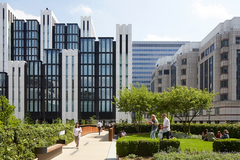 Make Architects reinvigorates historic London
