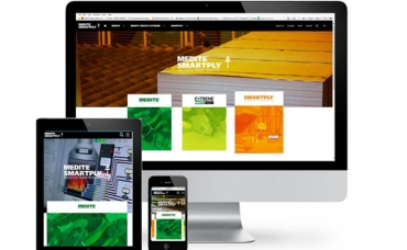 MEDITE SMARTPLY win 'Website of the Year' at TTJ Awards 2017