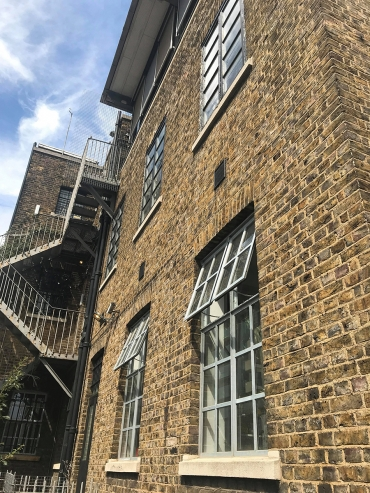 Safe and secure windows with heritage appeal