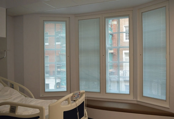 A new sustainable orthopaedic clinic is enhanced with Selectaglaze Secondary Glazing