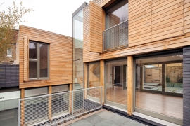 Vastern Timber announces CPD on 'Selecting The Right Timber Cladding'