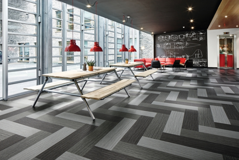 Forbo's new Flotex Planks: a choice not a compromise