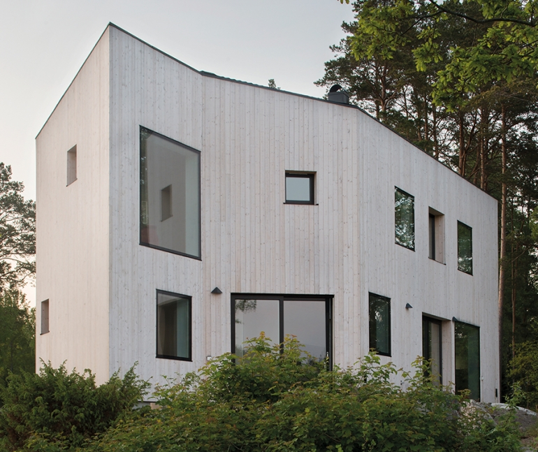 External wood solution for all needs