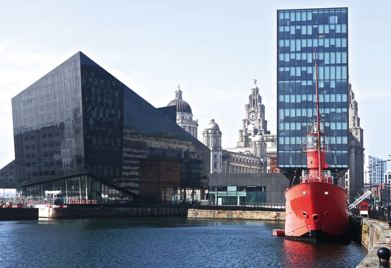 Liverpool welcomes RIBA North to its already impressive skyline