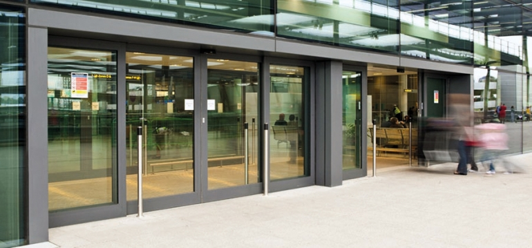 Increasing security standards promotes the development of leading security enhanced automatic entrances
