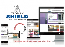 Yeoman Shield Looking Good – However You View It!