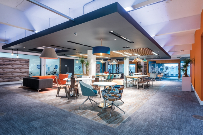 The growing trend for flexible office design