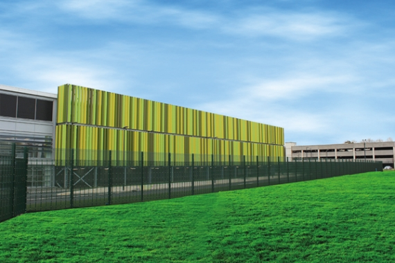 Balancing security and aesthetics for Kao's state-of-the-art data centre