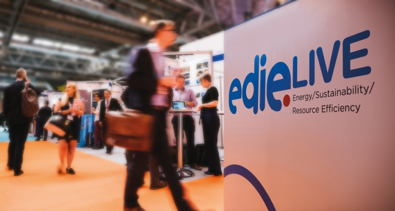 Achieve your sustainable future today at edie Live