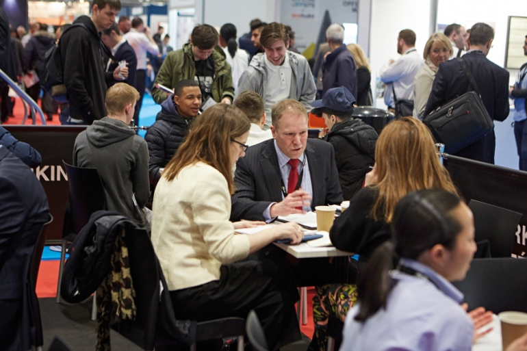 ecobuild 2018:  the event shaped  by the industry