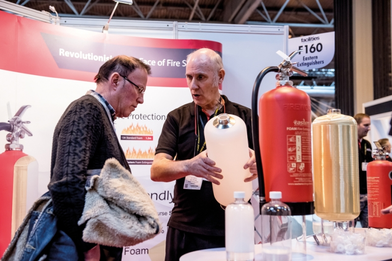 The Fire Safety Event returns to the NEC this April