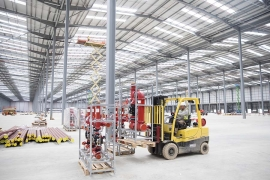 B&M Warehouse: How Prefabrication Delivers Speed and Efficiency