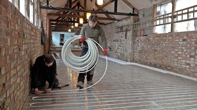 From retrofits to new builds,  why underfloor heating is a  must-have for the home