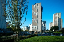 Sika concrete repair solution rises to challenge of tower block refurb
