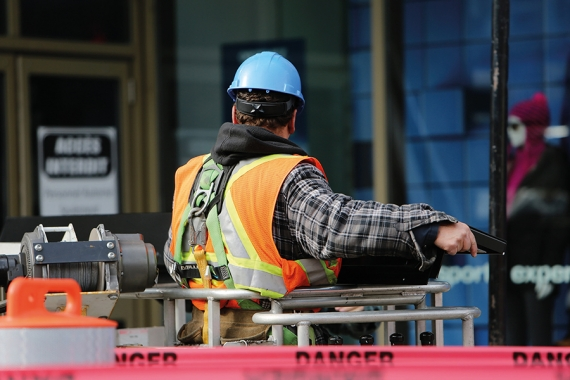 Are your construction tools damaging  your hearing?