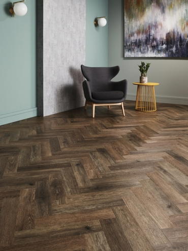 Amtico creates an impact with new Spacia Parquet