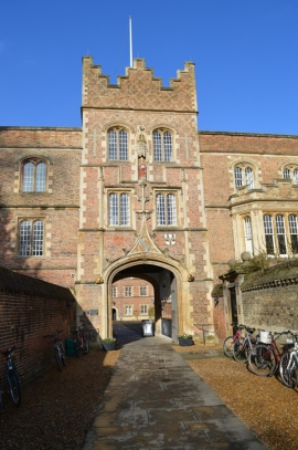 Selectaglaze helps a Cambridge College to improve sustainability in a Grade II Listed building