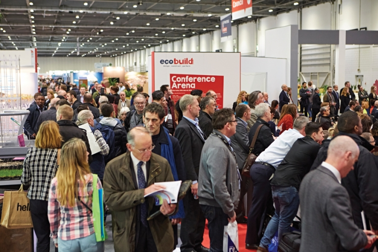 Ecobuild is once again set to inspire and educate construction professionals