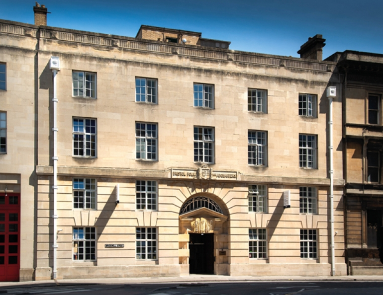 Preservation top of the agenda for this Grade II listed building in Bristol