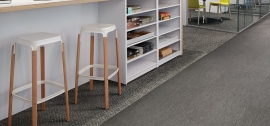 Interface Launches Brushed Lines LVT