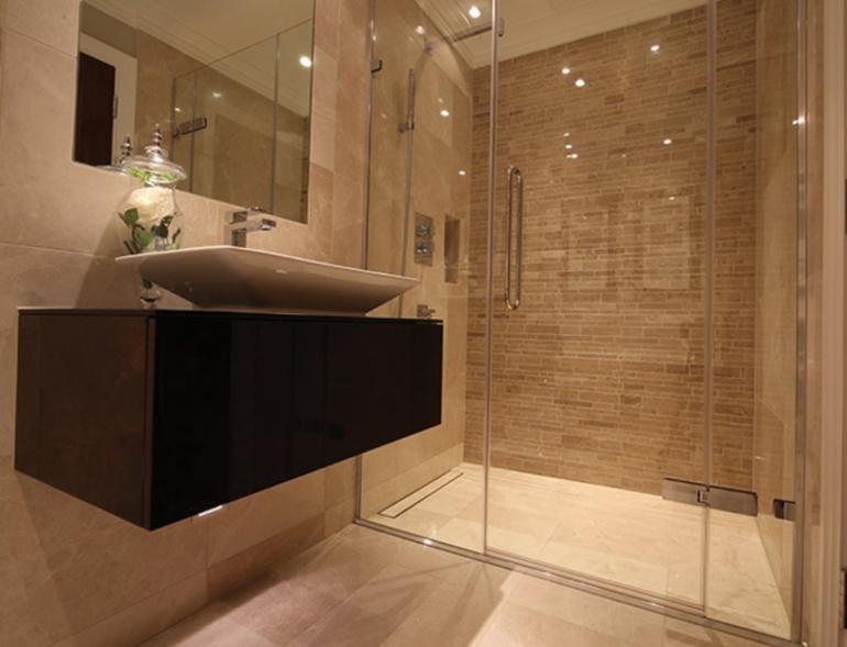 wet room flooring types