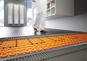 Specify with Schlüter: Electric Undertile Heating
