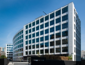Clement replace over 500 steel windows at one of Bristol's landmark buildings