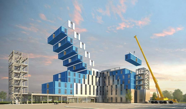 Affordable Housing En-masse?  Let's Start Looking to Modular