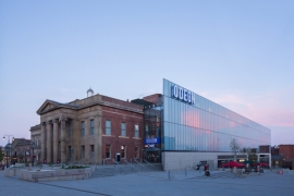 Sika helps return town hall building to award-winning glory
