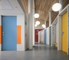 Fire Door Sets with a Difference