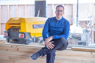 How Bobtrade CEO Shneor Crombie is transforming the future of the building supplies market