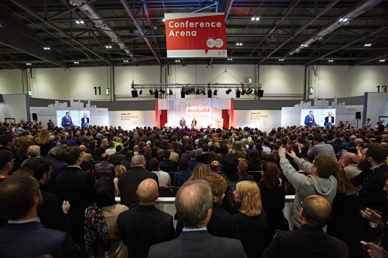 Ecobuild strives to redefine the future of sustainability