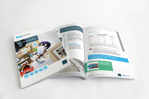 Knauf Insulation makes specification easier with new Solutions Guide