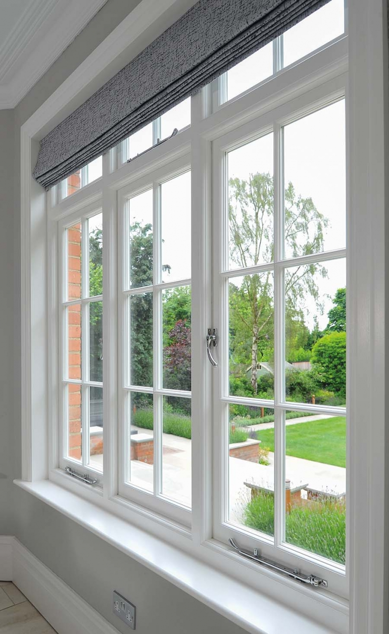 Replacing timber windows in heritage buildings: The Sash Window Workshop's top tips