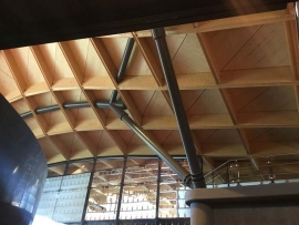 Timber Frame: Accommodating the Differential