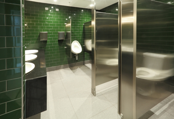 Hadrian cubicles add to shake shack style