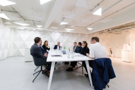Have we lost touch with sustainable specifications? Knauf AMF's roundtable investigates