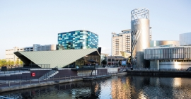 Magical Result as SFS Fasteners deliver for MediaCity UK's iconic new building