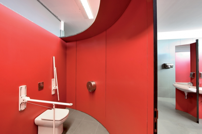 The Formica Group's latest study explores Briton's attitude towards disabled toilet design