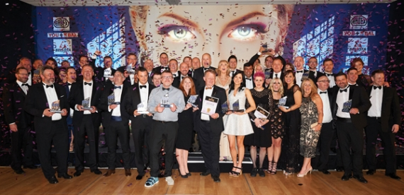 TTA Awards night - another great success for the industry