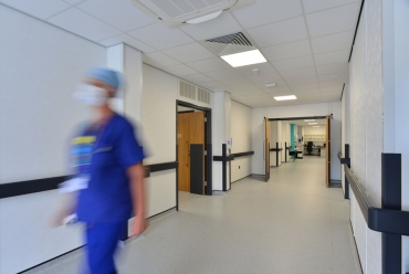 Building Delivered on Budget and Ahead of Schedule for George Eliot Hospital