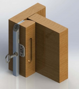 Intastop Launches the New SECURA™ MULTI-LOCK Removable Doorstop
