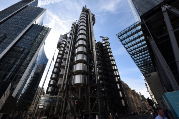 Iconic Lloyds Building Receives Advanced Fire Protection