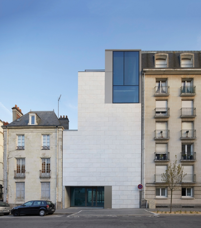 Stanton Williams has radically transformed the former Musée des Beaux-Arts de Nantes