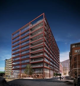 Staticus appointed as façade contractor for Two New Bailey Square