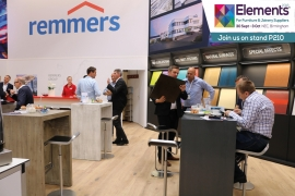 Remmers showcase at W18/Elements Exhibition