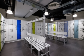 On trend washrooms for the commercial sector