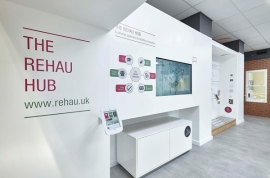 REHAU support for industry forum